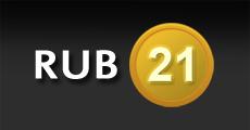 Rub21.ru logo
